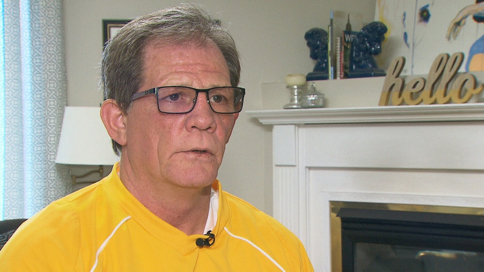 Donald Marshall says he assumed he won the lottery when a cheque arrived in the mail.