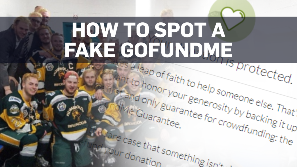 How to spot fake GoFundMe campaigns | CTV News