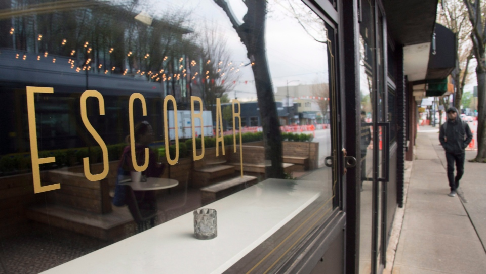 Vancouvers New Escobar Restaurant Taking Heat Over Perceived