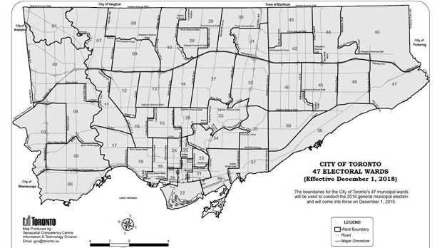 Toronto ward 11 boundaries in dating. Dating for one night.