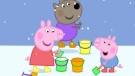 Peppa Pig is seen in this episode that aired on Sept. 27, 2010. (Nickelodeon Network / Everett Collection)