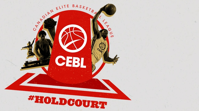 Canadian Elite Basketball League logo. (SOURCE: CEBL website)
