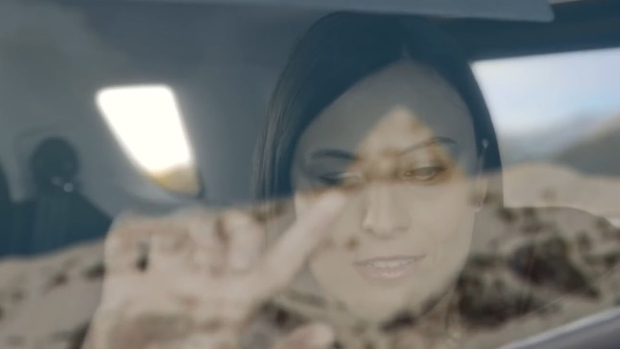 Ford unveils smart window for blind passengers