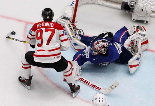 52766e0aa78 McDavid leads solid Canadian squad at IIHF world championship. Connor  McDavid