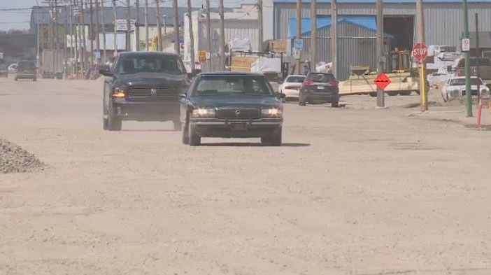 Three Moose Jaw streets are currently in the top 10 of CAA Saskatchewan's Worst Roads campaign