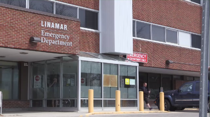 Guelph General Hospital says its emergency department is overcrowded.