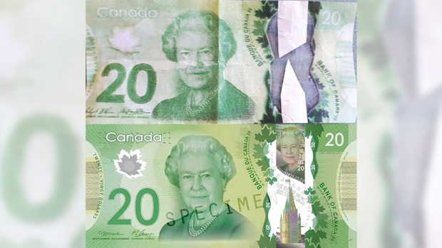 How to spot the fake $20s circulating in B C 's Fraser