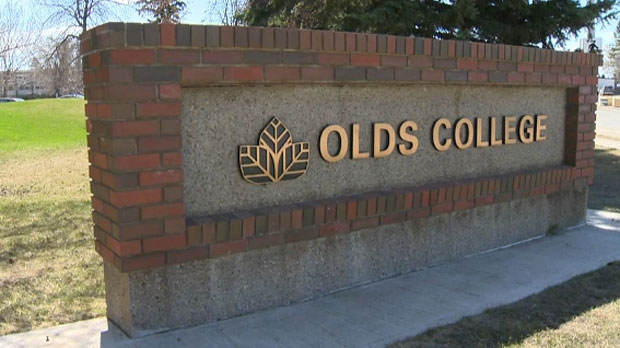 Olds College (File)