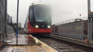 Milestone for Ottawa's LRT