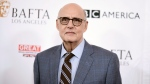 In this Sept. 16, 2017 file photo, Jeffrey Tambor attends the BAFTA Los Angeles TV Tea Party in Beverly Hills, Calif. (Richard Shotwell/Invision/AP, File)