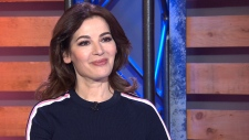 Nigella Lawson appears on Pop Life