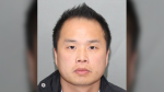 Police say Shin Wook Lim, 44, used to teach Taekwondo in British Columbia before moving away in 2013.