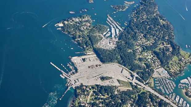 BC Ferries wins injunction against protesters at Swartz Bay