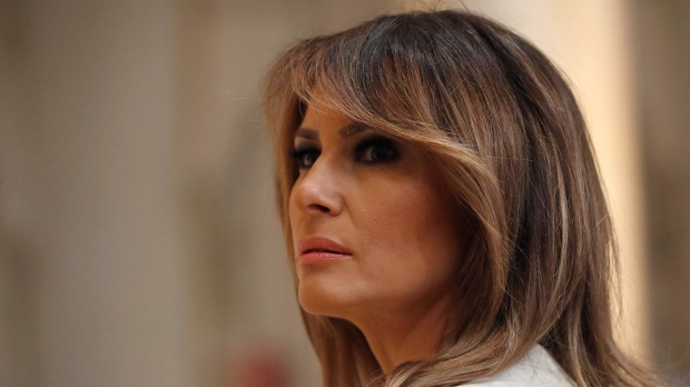 Melania Trump Calls Herself The 'Most Bullied Person' In The World!