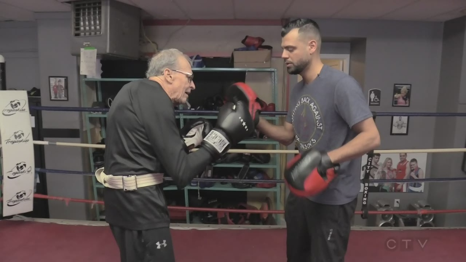 Program uses boxing to take on Parkinson's disease | CTV News Windsor