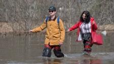 N.B. flood