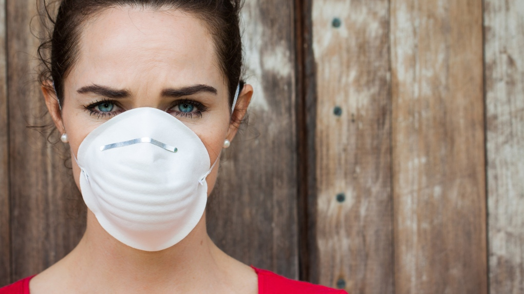 Does Protect Air Mask Pollution Wearing Against Really Face A