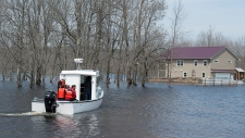 New Brunswick flood