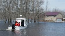 New Brunswick flood