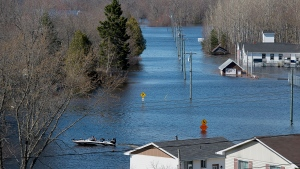 NB flooding