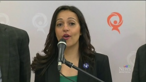 Ruba Ghazal has run for Quebec Solidaire twice before. In 2018 she will run in Mercier.