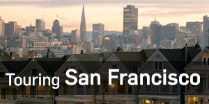 Touring San Francisco - Button