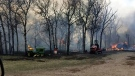 Nothing left': home lost to grassfire
