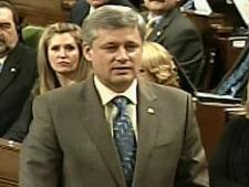 Prime Minister Stephen Harper, during Question Period on Thursday June 4, 2009.