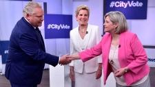 Ontario debate