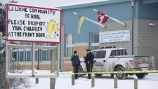 La Loche Community School in 2016