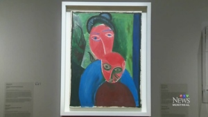 Picasso and Africa at the MMFA