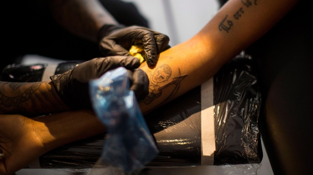 3d3e5672a Toronto tattoo artists hopes 'Black Panther' pieces will instil ...