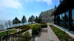 Le Manoir Richelieu is shown in La Malbaie, Quebec on Wednesday, May 2, 2018. THE CANADIAN PRESS/Sean Kilpatrick
