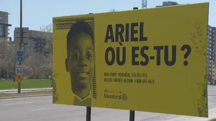 Ariel Kouakou has been missing since March 12.