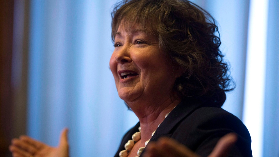 Kathryn McGarry, the first Liberal ever elected provincially in the riding of Cambridge, could face a tough battle to keep her seat. (THE CANADIAN PRESS / Chris Young)
