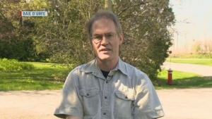 McGill political science professor Rex Brynen