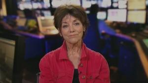 Journalist, columnist and doc filmmaker Francine Pelletier