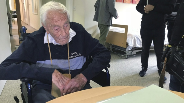 David Goodall: How Australia's Oldest Scientist Ended His Own Life Aged 104