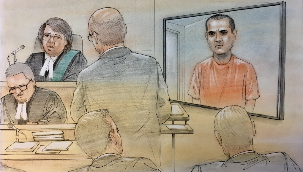 Case of man accused in Toronto van attack put over to April
