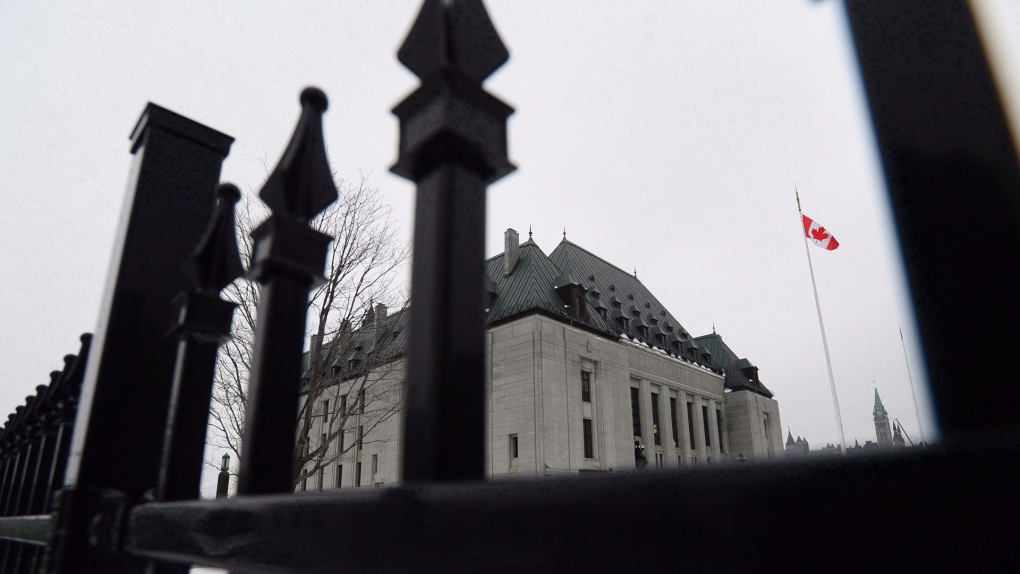 Supreme Court of Canada SCOC