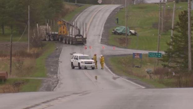 Highway 354 crash