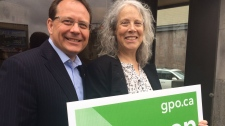 Green Party in Barrie