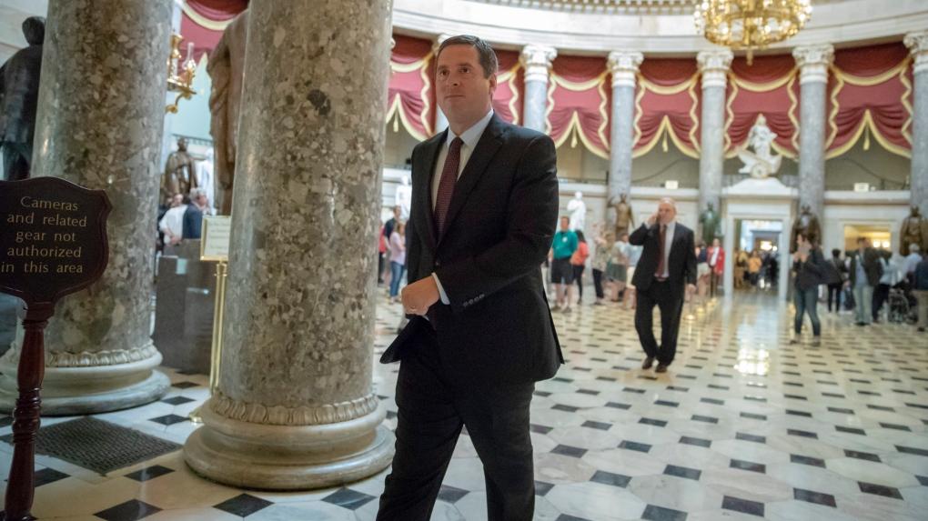 House Intelligence Committee Chairman Devin Nunes