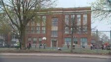Riverview Elementary School in Verdun
