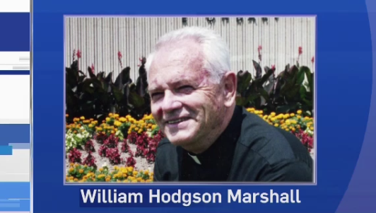 William Hodgson Marshall was convicted in 2011