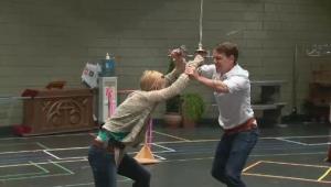 Swordplay in L'Opera de Mtl's Romeo and Juliet