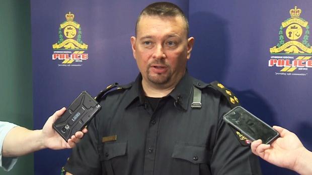 police chief Rob Davis