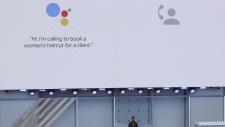 Google I/O Duplex voice assistant demo