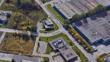 Aerial view, st. laurent technopark
