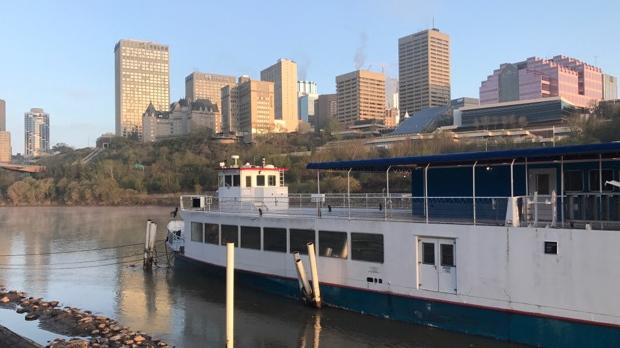 Edmonton Queen Riverboat